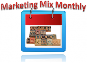 Marketing Mix Monthly Blog Roundup
