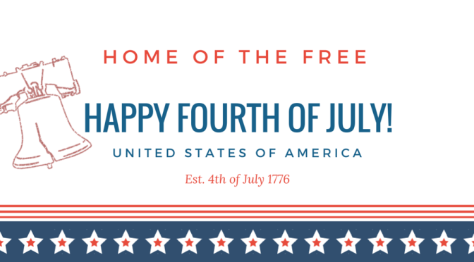 Celebrate Your Freedom Fourth