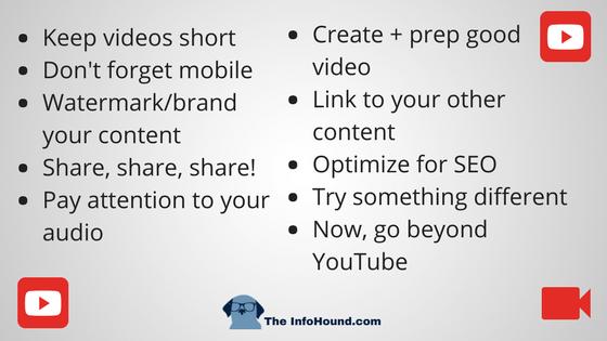10 quick easy fixes to improve youtube marketing